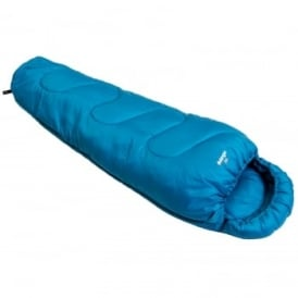 Atlas Junior Sleeping Bag River Blue