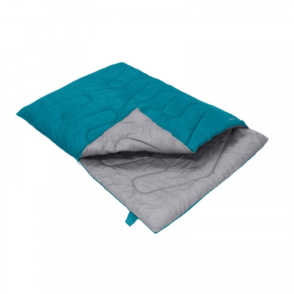 the latest fe234 2957a Ember Double Sleeping Bag Bondi Blue