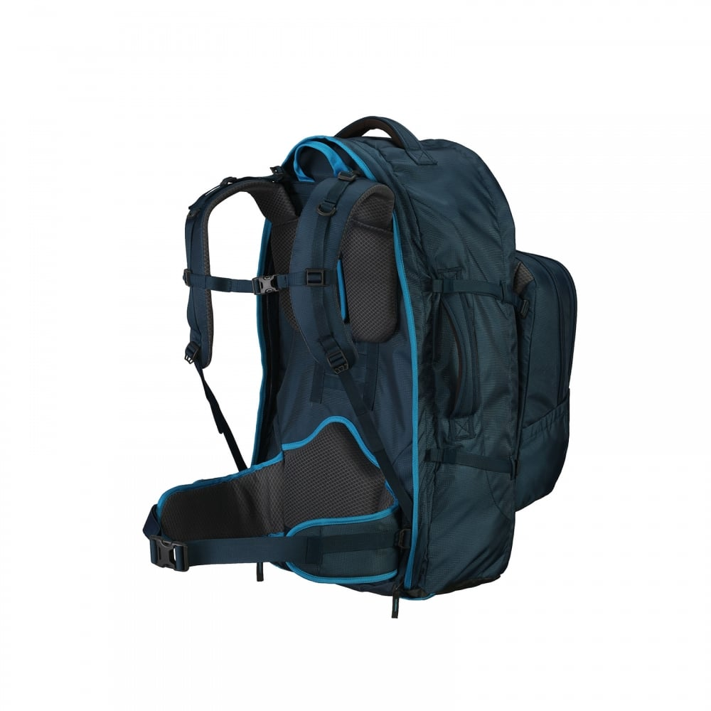d1e559c0a96 Vango Freedom II 80+20 Rucsack Turbulent Blue - Rucksacks from Great ...