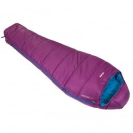 Nitestar 250s Sleeping Bag Plum Purple