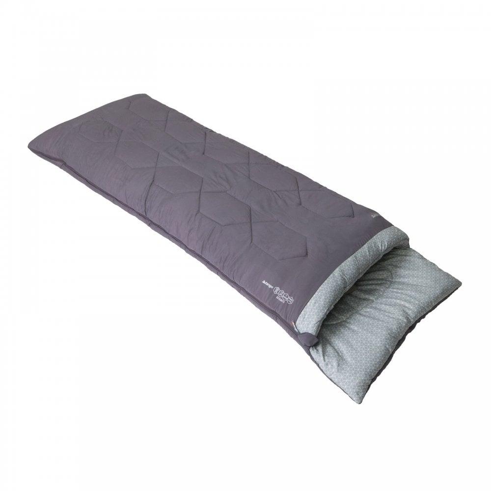 Vango Serenity Double Sleeping Bag Shadow Grey