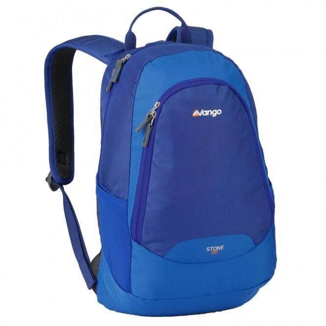 d39082828e7 Vango Stone 20 Litre Rucksack Blue - Backpacks from Great Outdoors UK