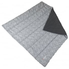Transform Blanket Grey Print