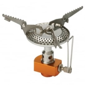 Ultralight Gas Stove Silver