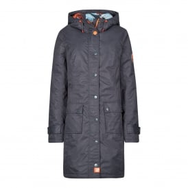 Ladies Amadeo Lined Jacket Coal