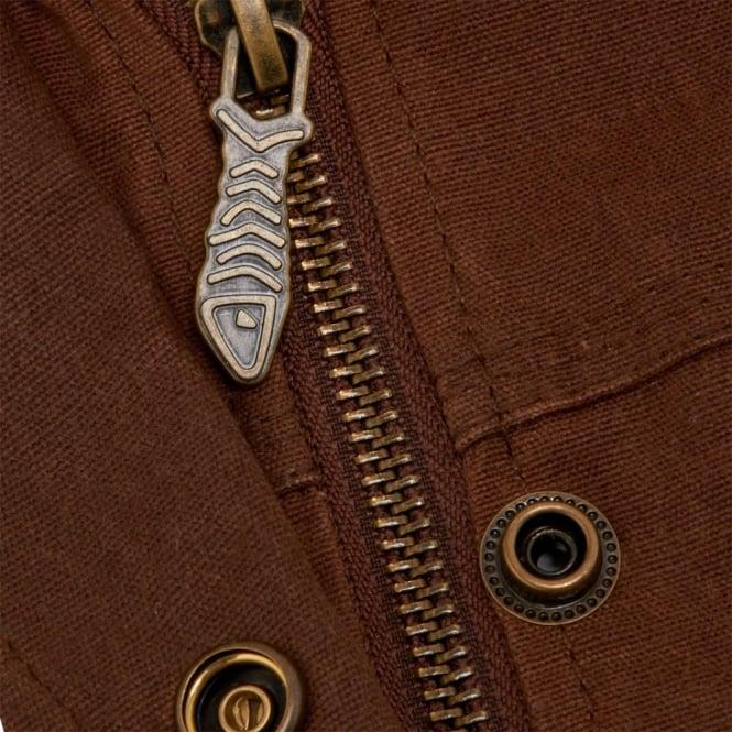 Weird Fish Wax Jacket 2