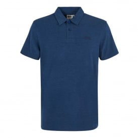 Mens Andre Polo Shirt Ensign Blue