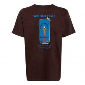 Mens Coddingtons T-Shirt Conker