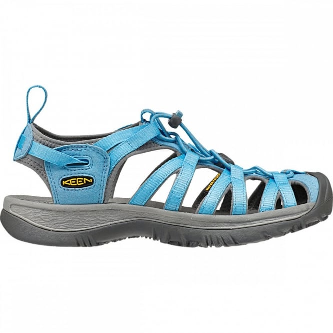 314a7df2a792 Keen Whisper W Sandal - Alaskan Blue Nutral Grey - Footwear from ...