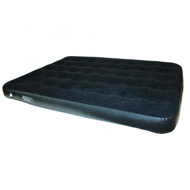 d50d8d7f244ef Yellowstone Deluxe Double Flock Airbed with Pump